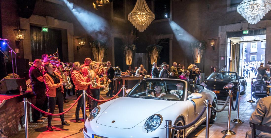 Porsche lente meeting
