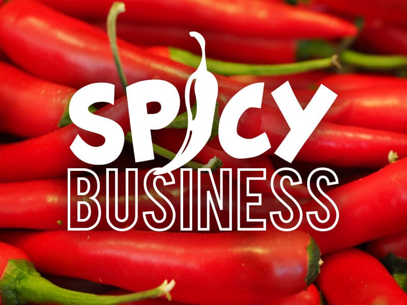 SPICY BUSINESS
