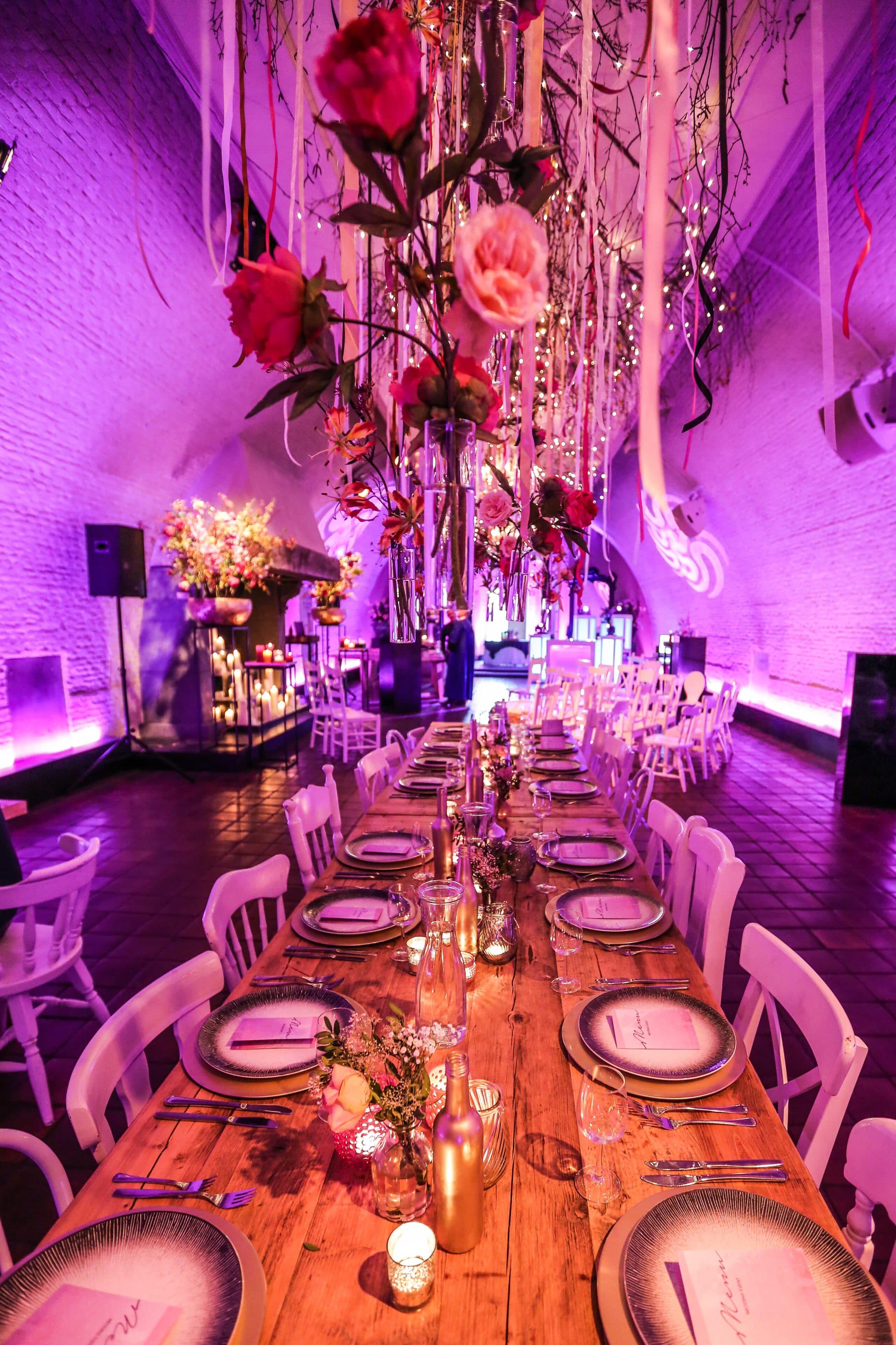 trouwfeest locatie