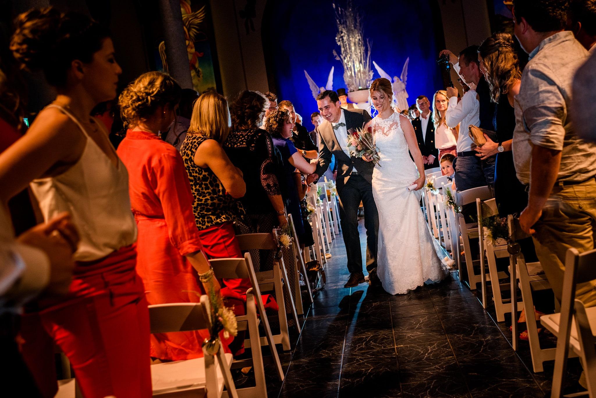 bruiloft locaties